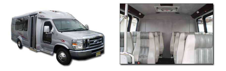 Limo Coach Party Bus Service, New Jersey