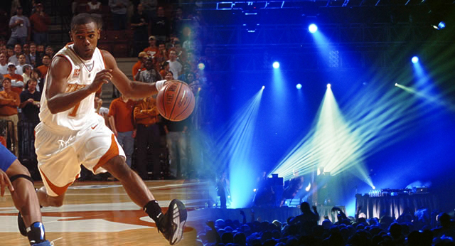 concerts and sporting event limousine service